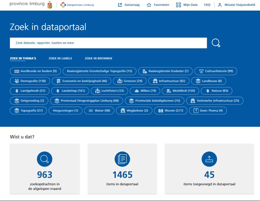 Dataportaal